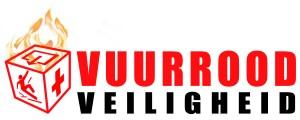 Vuurrood logo