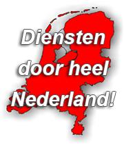 vuurrood-diensten-door-heel-nederland